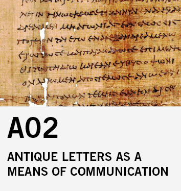A02: Antique Letters as a Means of Communication