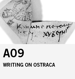 A09: Writing on Ostraca in the Inner and Outer Mediterranean