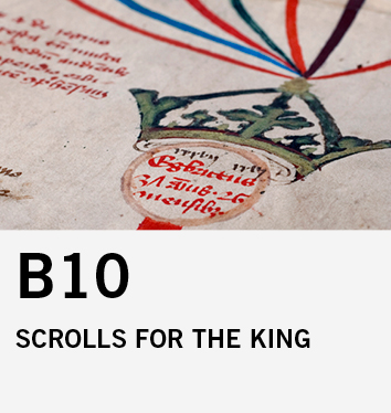 B10: Rolls for the King. The Format of Rolls in Royal Administration and Historiography in the Late Middle Ages in Western Europe