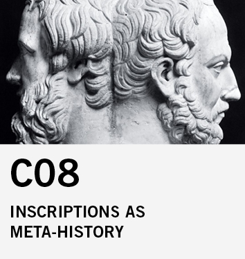 C08: Inscriptions as Meta-History within Greek Historiography