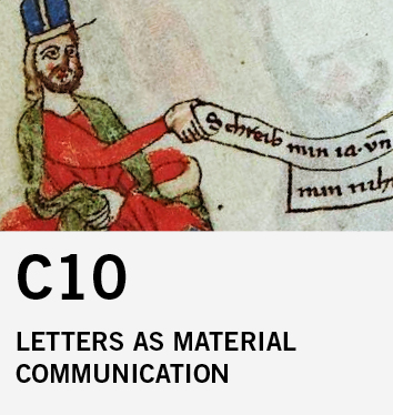 C10: Letters as Material Communication in the Literature of the 12th to 17th Century