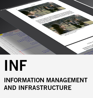 INF: Service Project on Information Management and Information Infrastructure